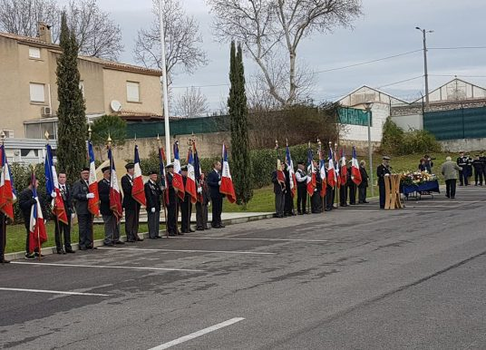 Cérémonie nationale d'hommage aux gendarmes décédés dans l'accomplissement de leur devoir
