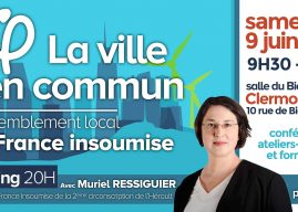 Rassemblement local et meeting Clermont-Ferrand