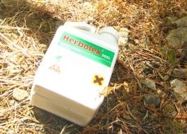 En première ligne pour l'interdiction du Glyphosate
