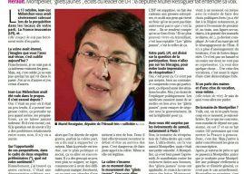 Le Midi Libre revient sur l'actualité politique