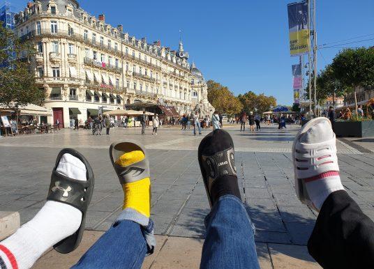 La chasse aux ados en claquettes est ouverte à Montpellier